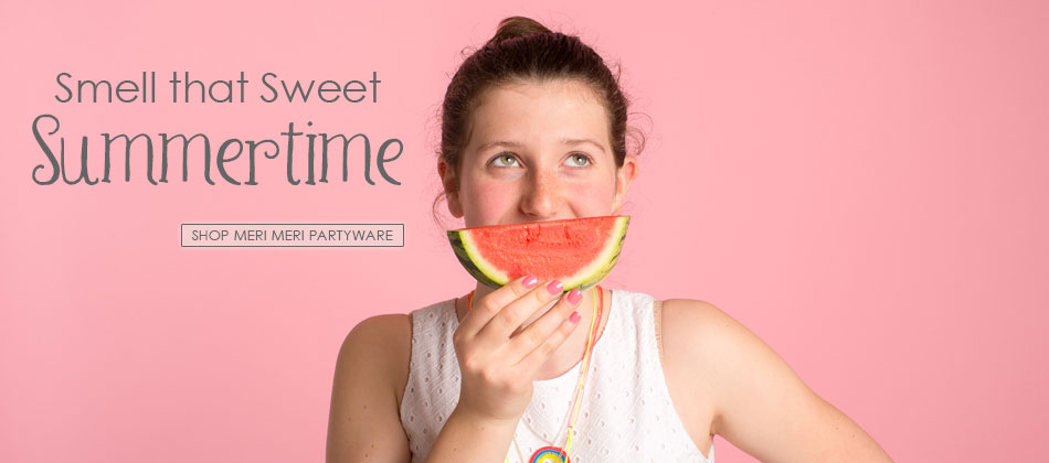 meri-meri-partyware-summertime Polka Dot Design Gets a Makeover