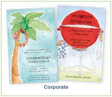 Picture Perfect Digital Designs Corporat Invitationse