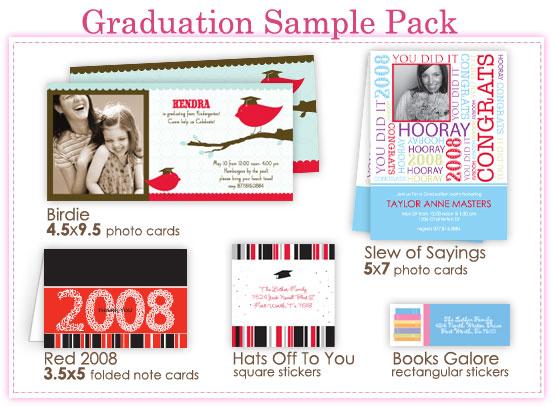 Graduation Sample Pack