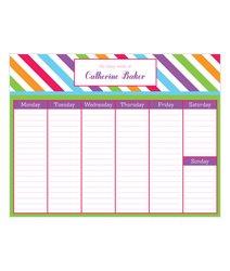 Custom Calendar Pads