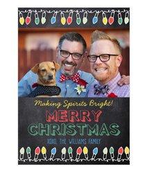 Unique Christmas Photo Cards