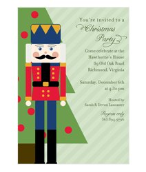 Christmas Party-Invitations