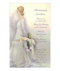 Odd Balls Bridal Shower Invitations