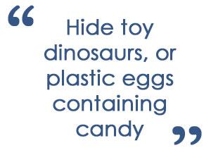 Dinosaur Party Activities