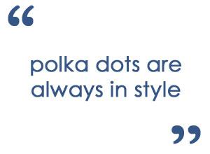 Polka Dot Party Invitations