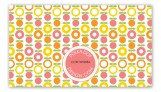 Apples and Oranges Calling Card