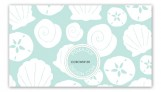 Aqua Sea Treasures Calling Card