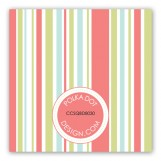 Birthday Party Banner Gift Tag