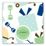 Blue Carriage Gifts Gift Tag