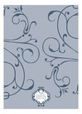 Breezy Love Banner Blue Invitation