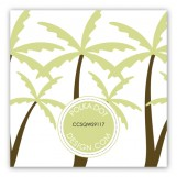 Breezy Palm Gift Tag