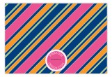 Bright Oxford Flat Note Card