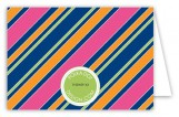 Bright Oxford Folded Note Card