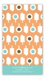 Dreamsicle Summer Pops Calling Card