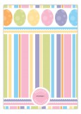 Easter Eggs Invitation