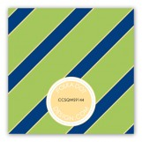 Green Oxford Gift Tag