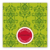 Green Peace on Earth Gift Tag