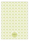 Green Pure Pattern Invitation