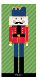 Holiday Nutcracker Photo Card