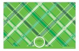 Irish Plaid Photo Card