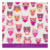 Look Whooos Having a Birthday Owl Invitation