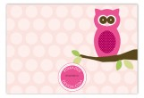 Owl Love You Flat Note Card