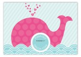 Pink Love Spouts Valentine Card