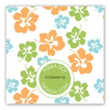 Simply Tropic Gift Tag