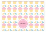 You Are My Cupcake Enclosure Card