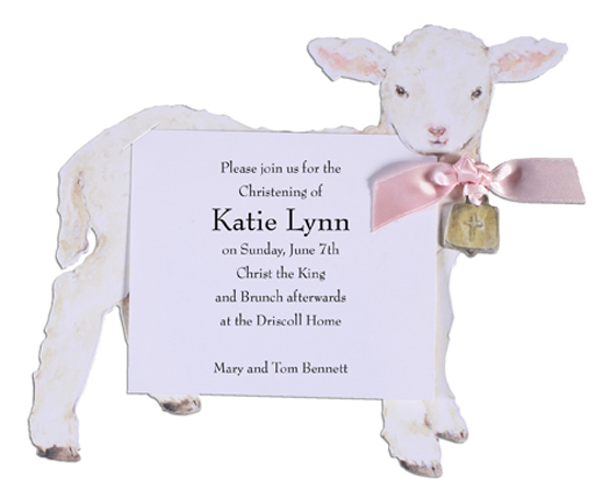 Oddball Invitations is luxury invitation sample