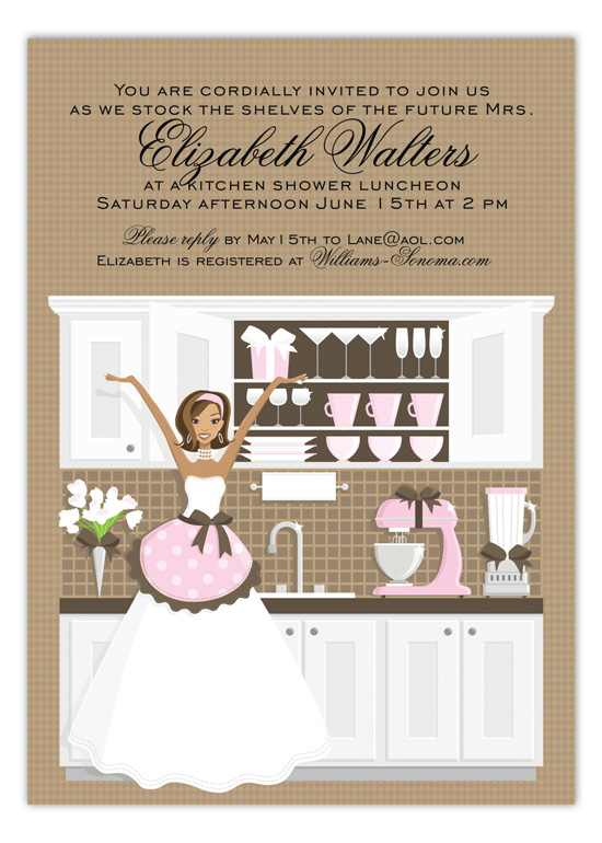 african-american-pink-stock-the-shelves-invitation-dm-in182 African American Bridal Shower Invitations