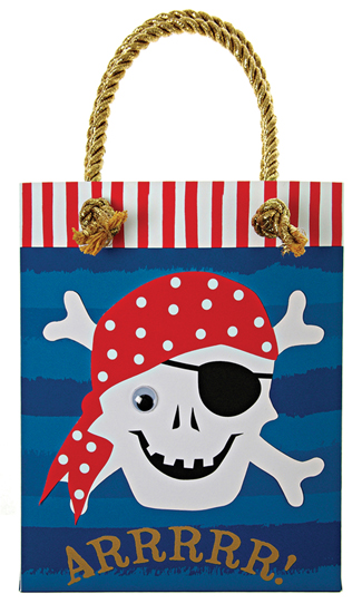Ahoy There Favor Bags