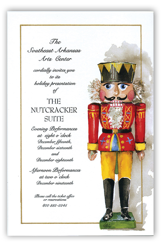 Attention Nutcracker Holiday Party