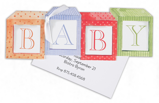 Baby blocks invitation filmwisefo