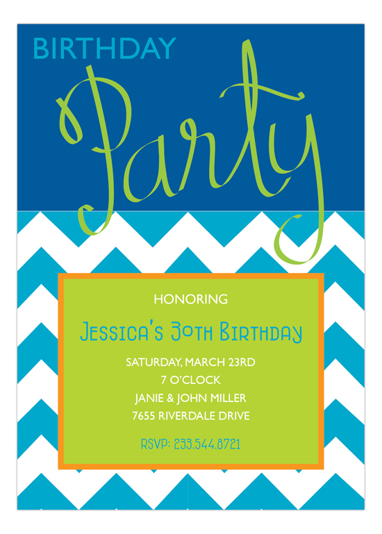 Birthday Party Script Royal
