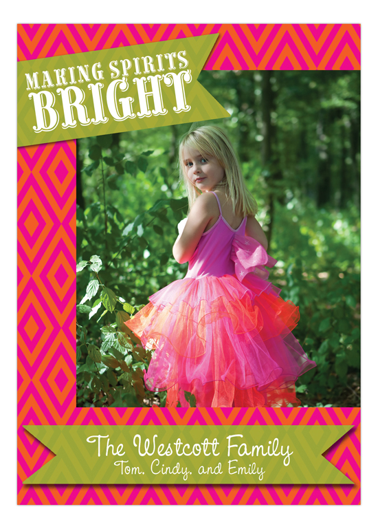 Bright Spirit Photo Card