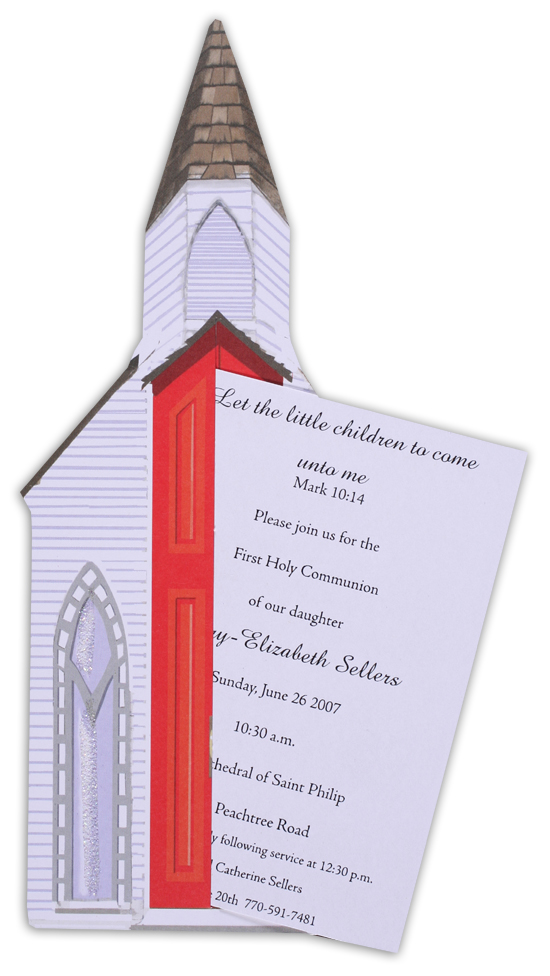 Church Invitation