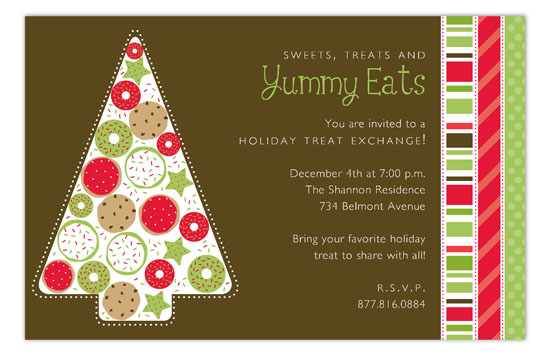 Cookie Display Invitation