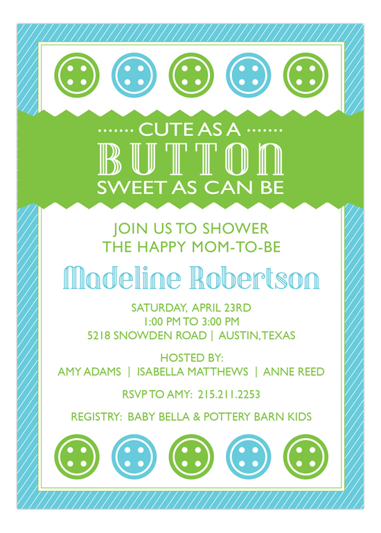 Oddball Invitations with good invitations sample