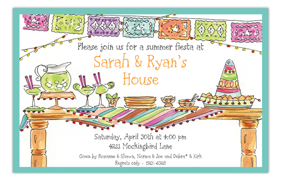 Bridal Brunch Invitation