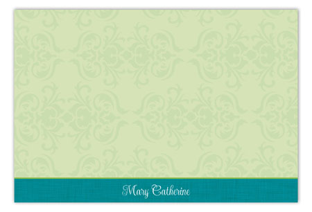 Fifty Reasons Flat Note Card