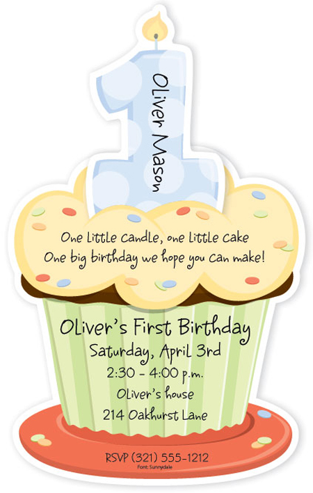 first-birthday-cupcake-boy-die-cut-invitation-psp-snd875 Get Ready for the Polka Dot Design Big Clearance Sale!