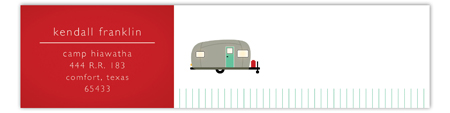 Going Camping Envelope Wrap