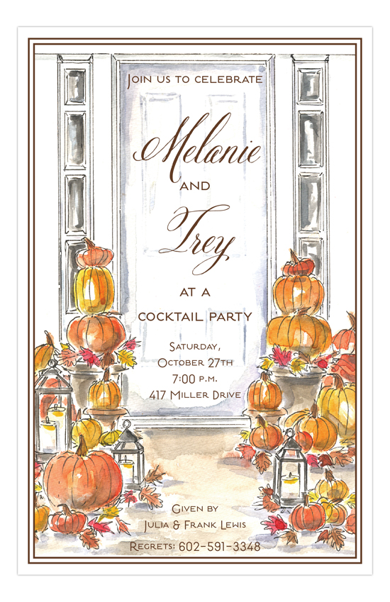 Harvest Entry Invitation