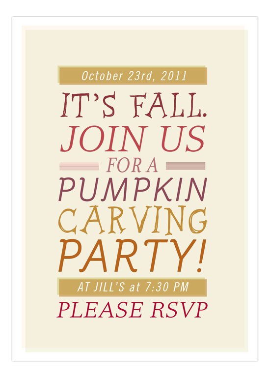 Harvest gathering invitation fall housewarming party invitations harvest gathering invitation stopboris