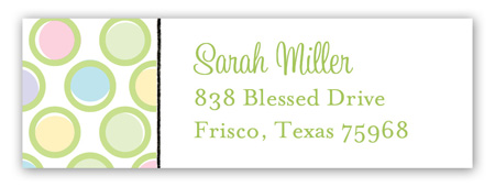 Mommy To Be Multi Address Label