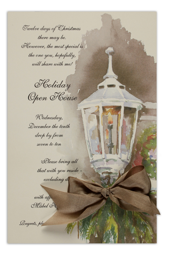 Night Glow Invitation
