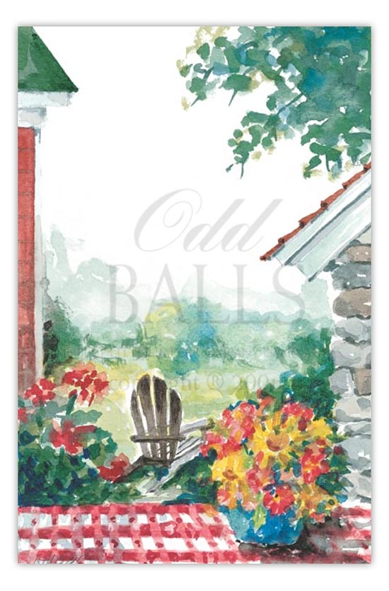 country living summer cookout invitation