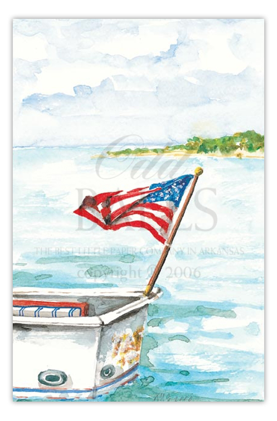 Ship Shape Patriotic Party