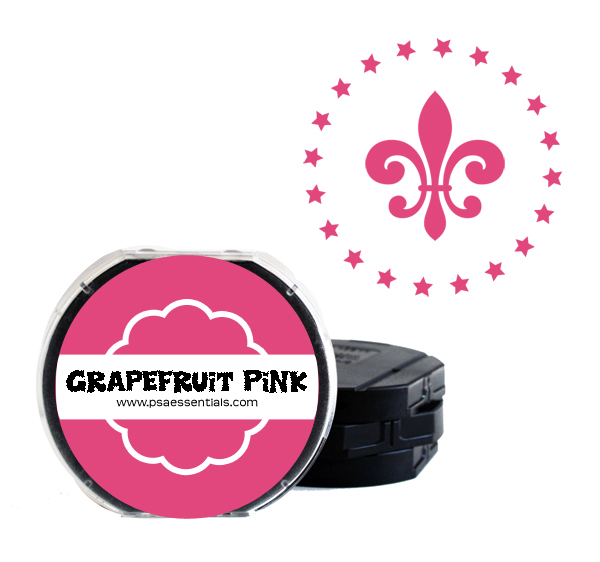 Grapefruit Pink Ink Cartridge